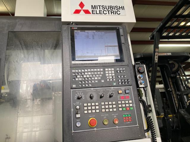 """MITSUBISHI DV-1000, '18, M80, 40.22.24"""", 12000 RPM, 32 SMTC, Cat 40, 15 HP, TSC 500 psi, Auger, Data Server"""
