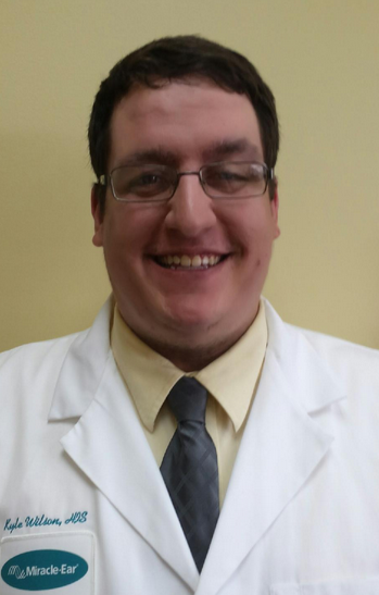 Profile Photo of Kyle - Hearing Instrument Specialist
