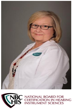 Profile Photo of Marsha - Hearing Instrument Specialist
