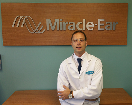 Profile Photo of Dr. Aleksandar  - Hearing Instrument Specialist