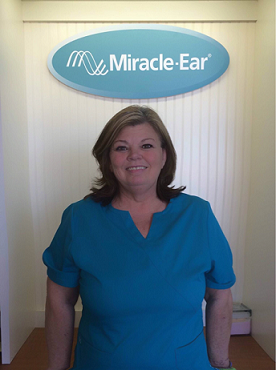 Profile Photo of Tina - Hearing Instrument Specialist