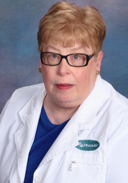 Profile Photo of JoEllen - Hearing Instrument Specialist
