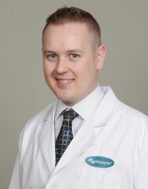 Profile Photo of James - Miracle-Ear Hearing Representative
