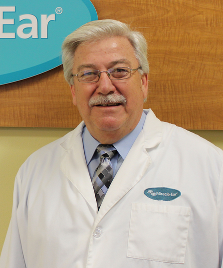 Profile Photo of Tom Sirianni - Hearing Instrument Specialist