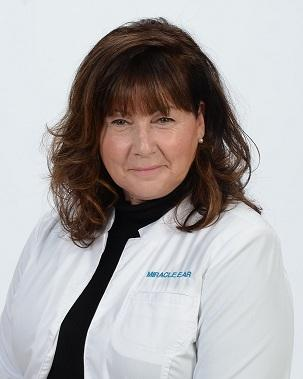 Profile Photo of Marian - Hearing Instrument Specialist