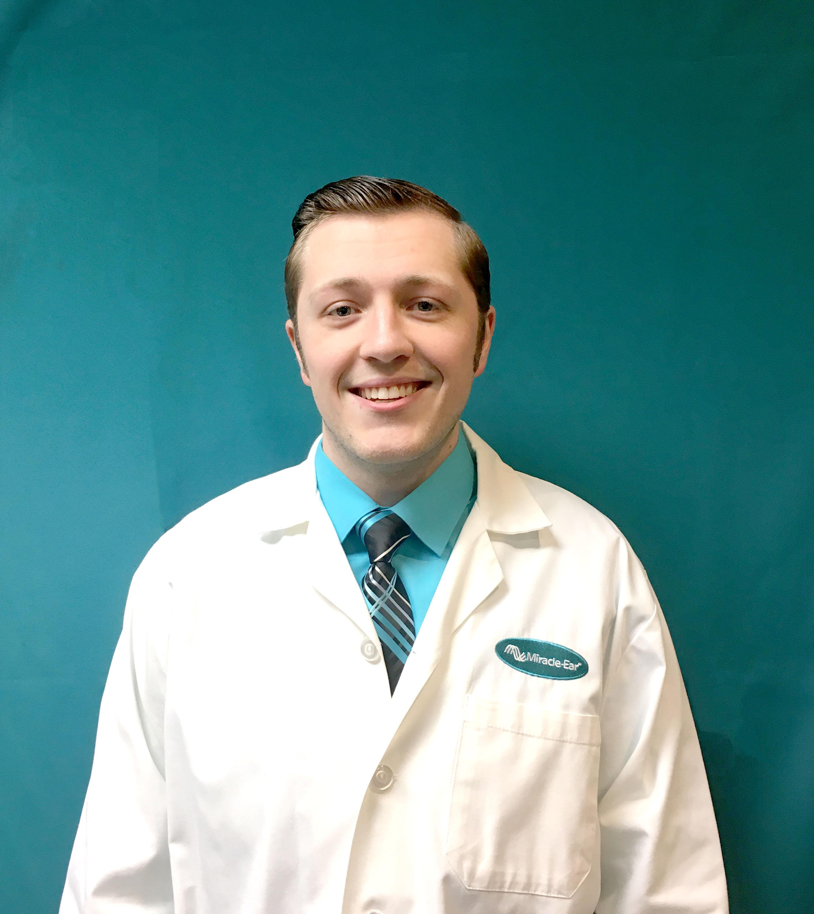 Profile Photo of Christopher - Hearing Instrument Specialist
