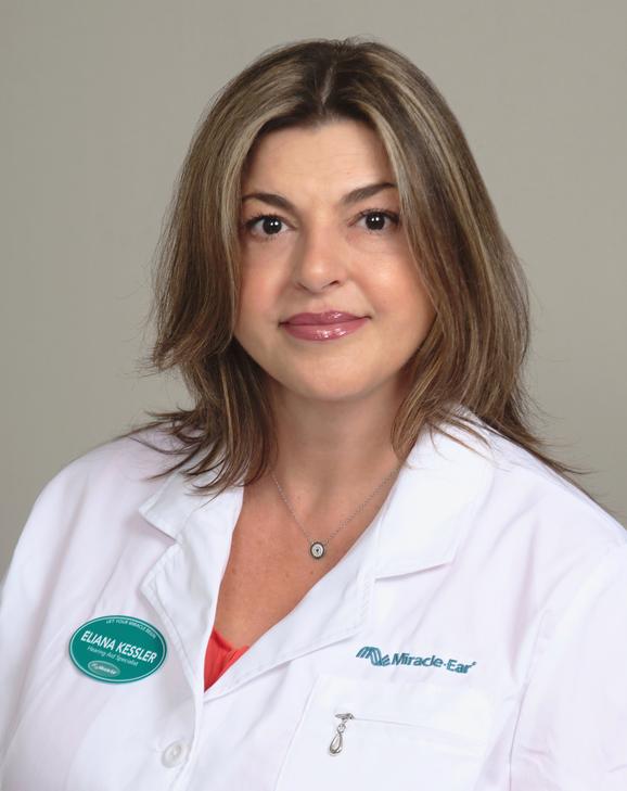 Profile Photo of Eliana - Licensed Hearing Aid Professional