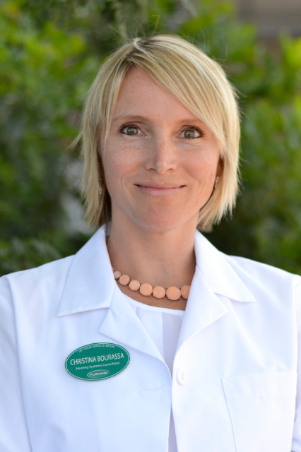 Profile Photo of Christina Marie - Board Certified Hearing Instrument Specialist