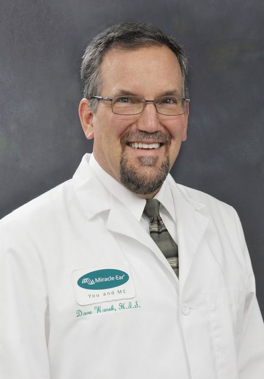 Profile Photo of Dave - Board Certified Hearing Instrument Specialist