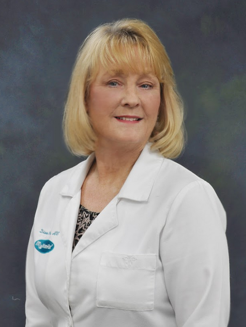 Profile Photo of Diane - Board Certified Hearing Instrument Specialist