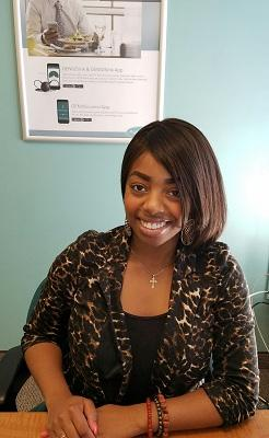 Profile Photo of Dijah  - Front Office Associate