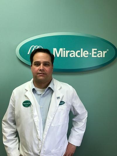 Profile Photo of Brian  - Hearing Care Provider