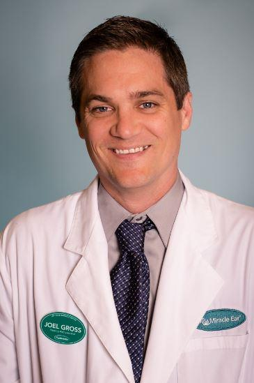 Profile Photo of Joel - Hearing Instrument Specialist