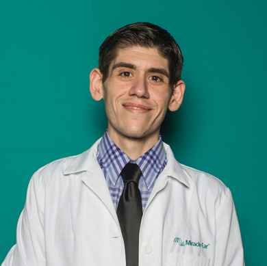 Profile Photo of Anthony - Hearing Instrument Specialist