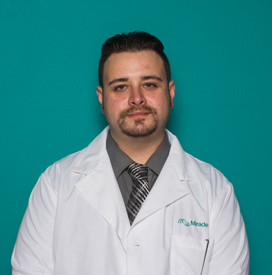 Profile Photo of Matthew  - Hearing Instrument Specialist
