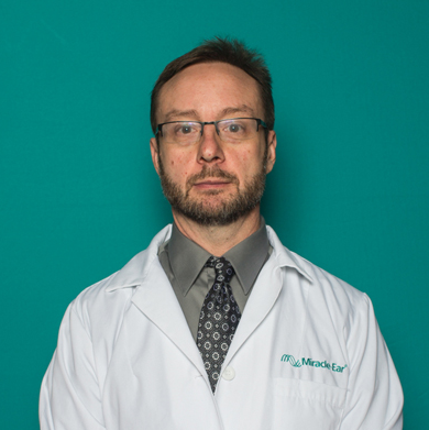 Profile Photo of  Jeffrey - Licensed Hearing Aid Specialist