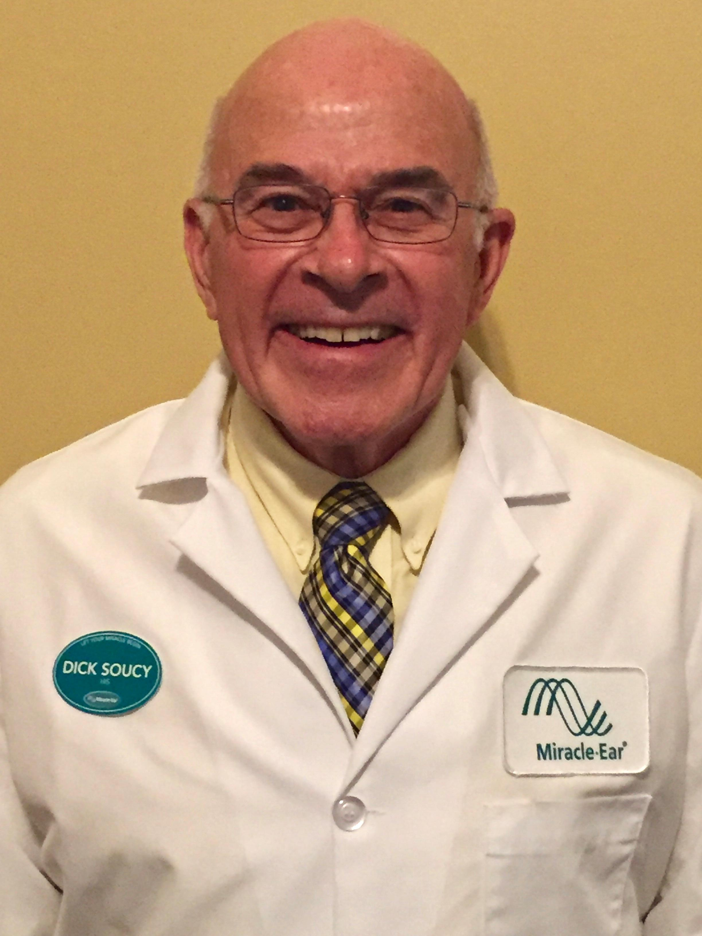 Profile Photo of Dick - Hearing Instrument Specialist
