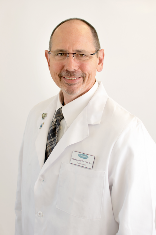 Profile Photo of Wesley - Audioprosthologist