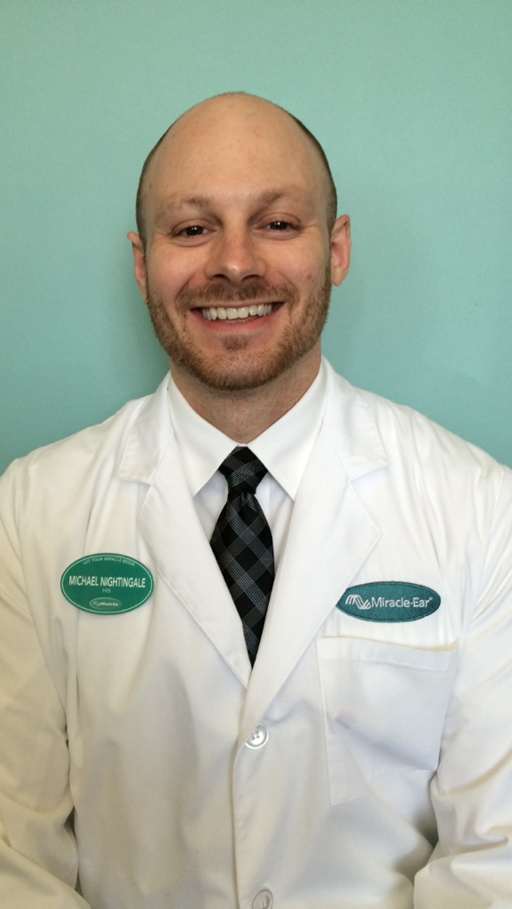 Profile Photo of Michael  -  Hearing Instrument Specialist