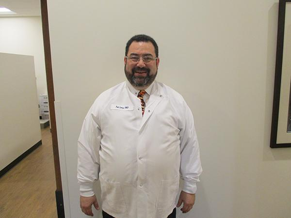 Profile Photo of Paul Leary  Dental Director