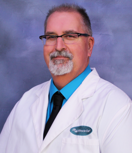 Profile Photo of J. Scott  - Hearing Instrument Specialist