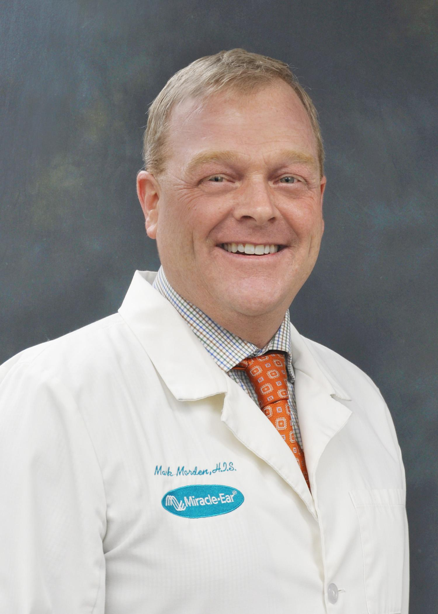 Profile Photo of Mark - Hearing Instrument Specialist