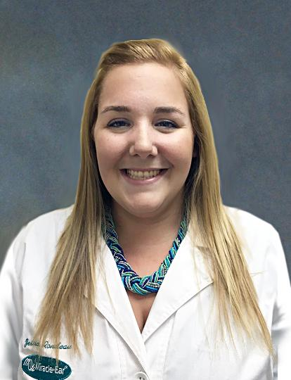 Profile Photo of Jessica  - Hearing Instrument Specialist