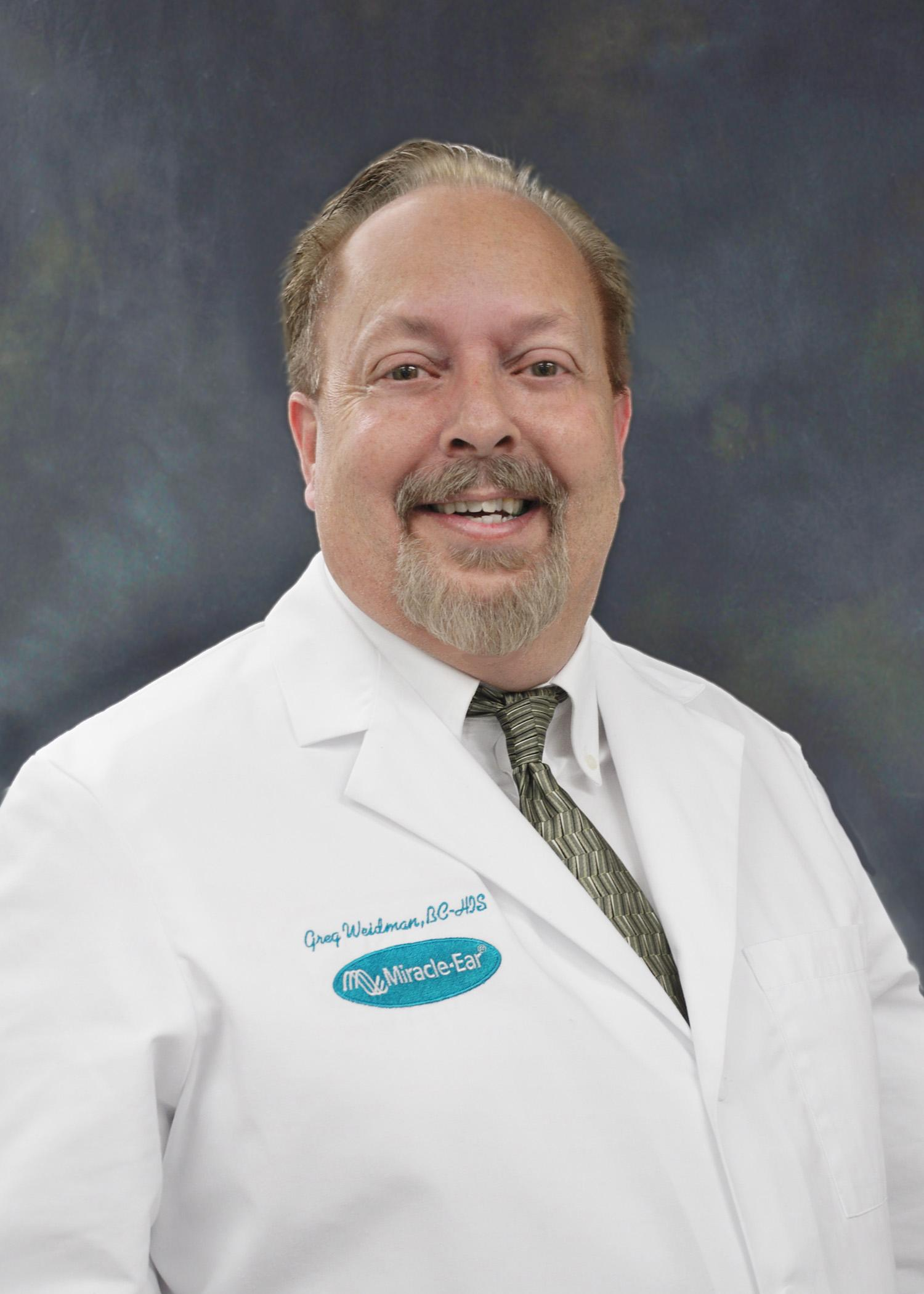 Profile Photo of Greg - Board Certified Hearing Instrument Specialist