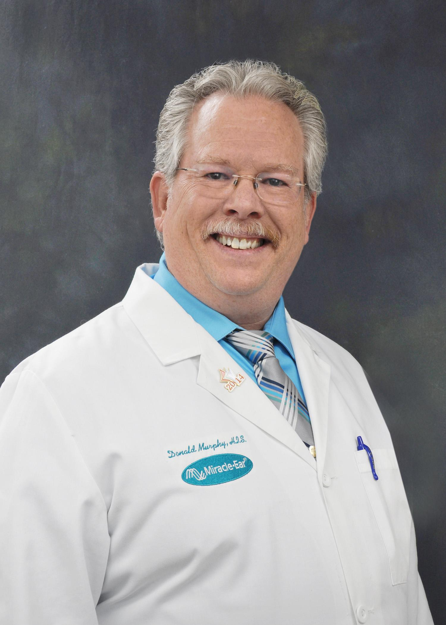 Profile Photo of Don - Hearing Instrument Specialist