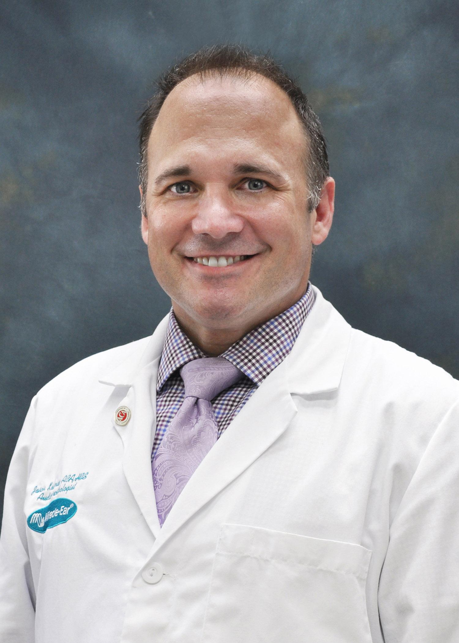 Profile Photo of Jason - Audioprosthologist