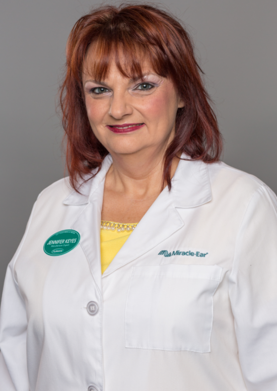 Profile Photo of Jennifer - Board Certified in Hearing Instrument Sciences