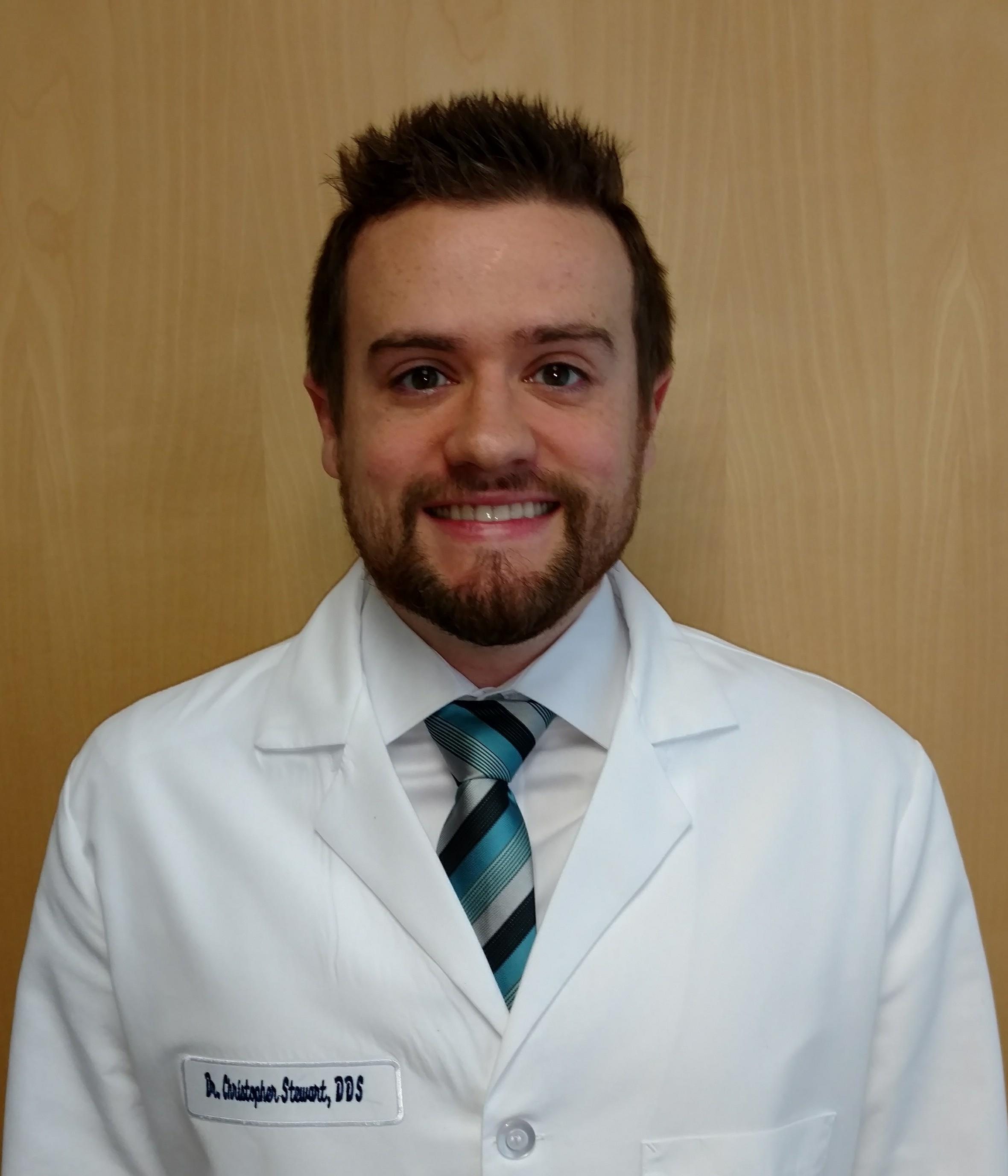 Profile Photo of Christopher Stewart  Dental Director