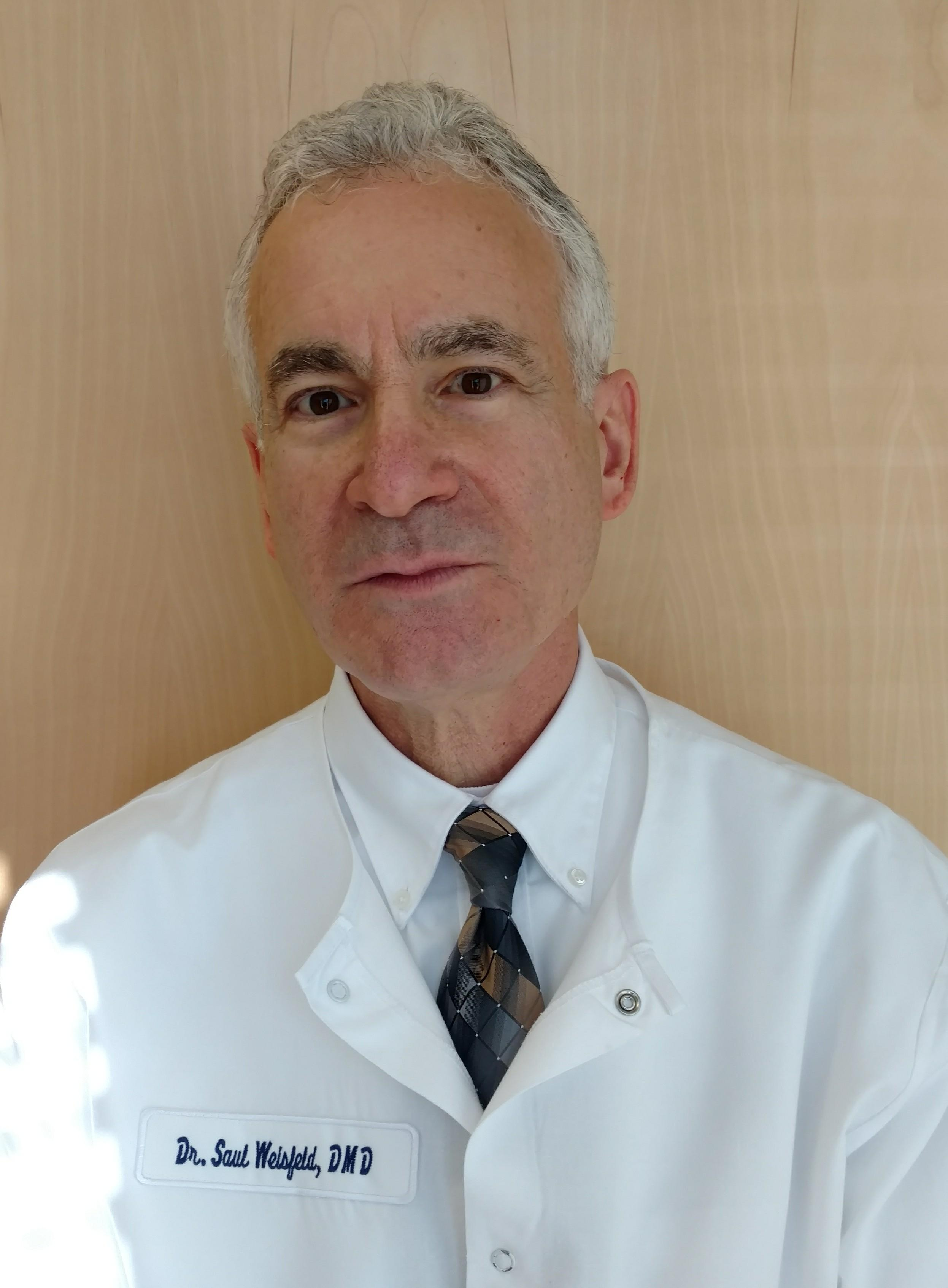 Profile Photo of Saul  Weisfield  General Dentist