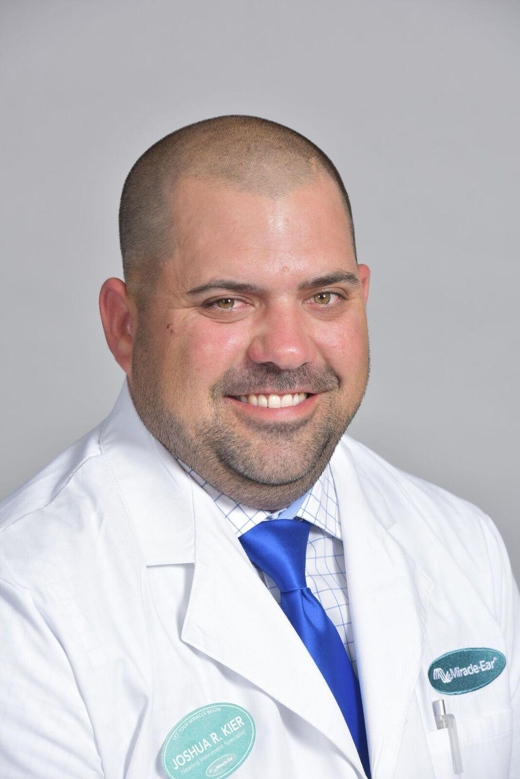 Profile Photo of Joshua - Hearing Instrument Specialist