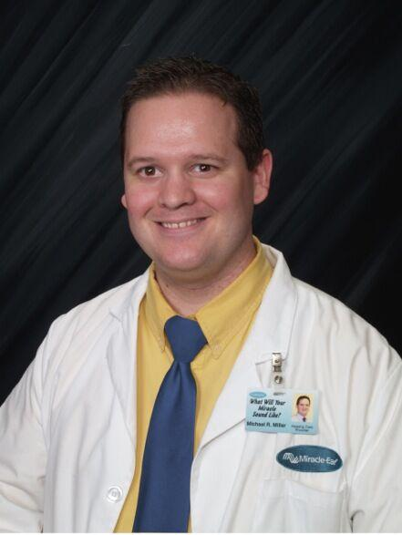 Profile Photo of Mike - Board Certified in Hearing Instrument Sciences