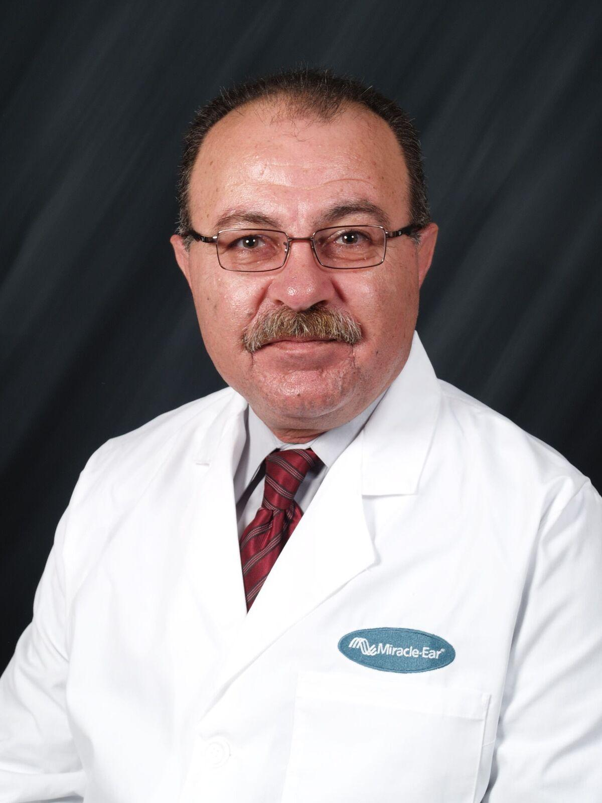 Profile Photo of Nabil Al-Muhtaseb - Board Certified Audiologist