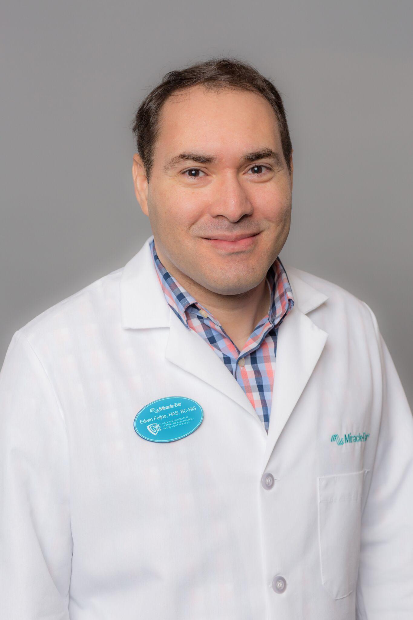 Profile Photo of Edwin - Board Certified in Hearing Instrument Sciences