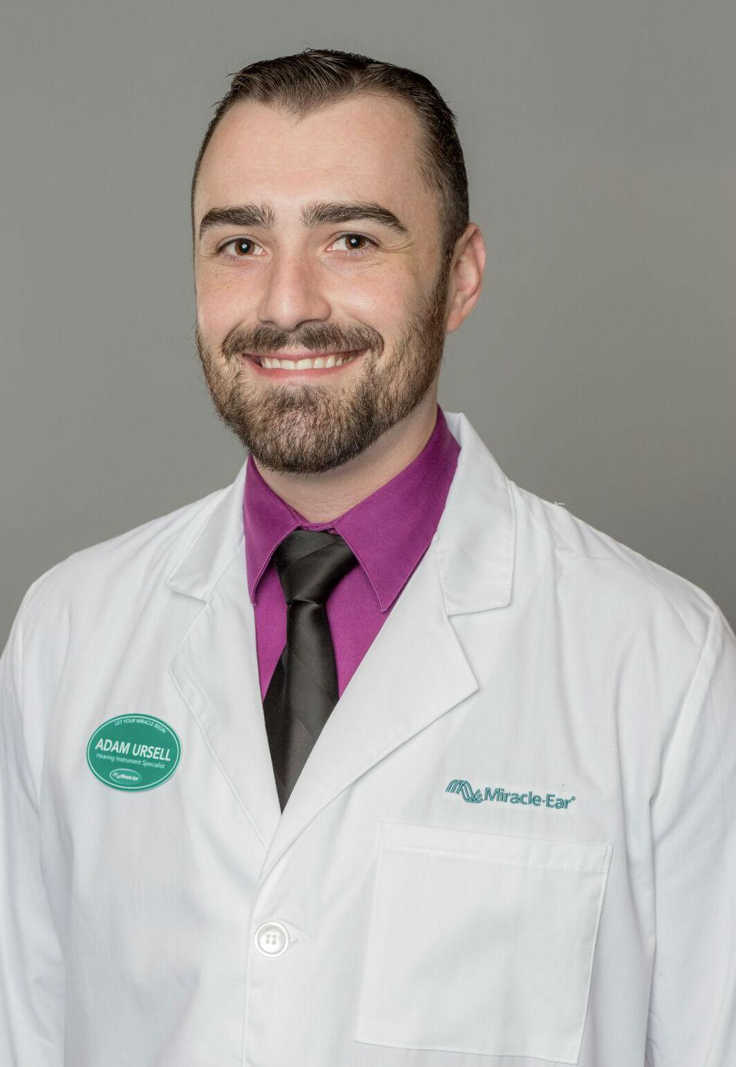 Profile Photo of Adam - Board Certified in Hearing Instrument Sciences