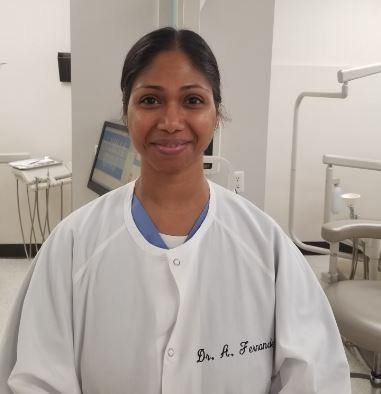 Profile Photo of Aarthi  Fernandez  General Dentist
