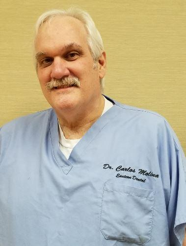 Profile Photo of Carlos  Molina  General Dentist