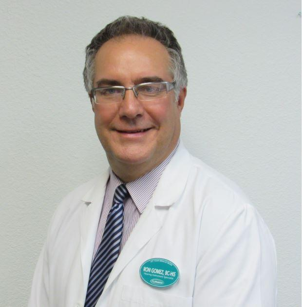 Profile Photo of Ron - Board Certified Hearing Instrument Specialist