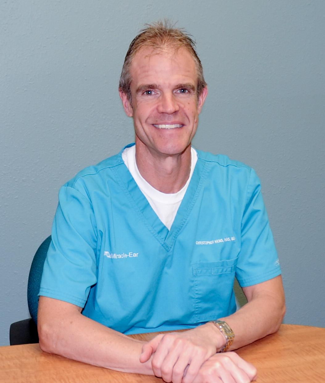 Profile Photo of Christopher R. - Franchise Owner, Hearing Aid Specialist