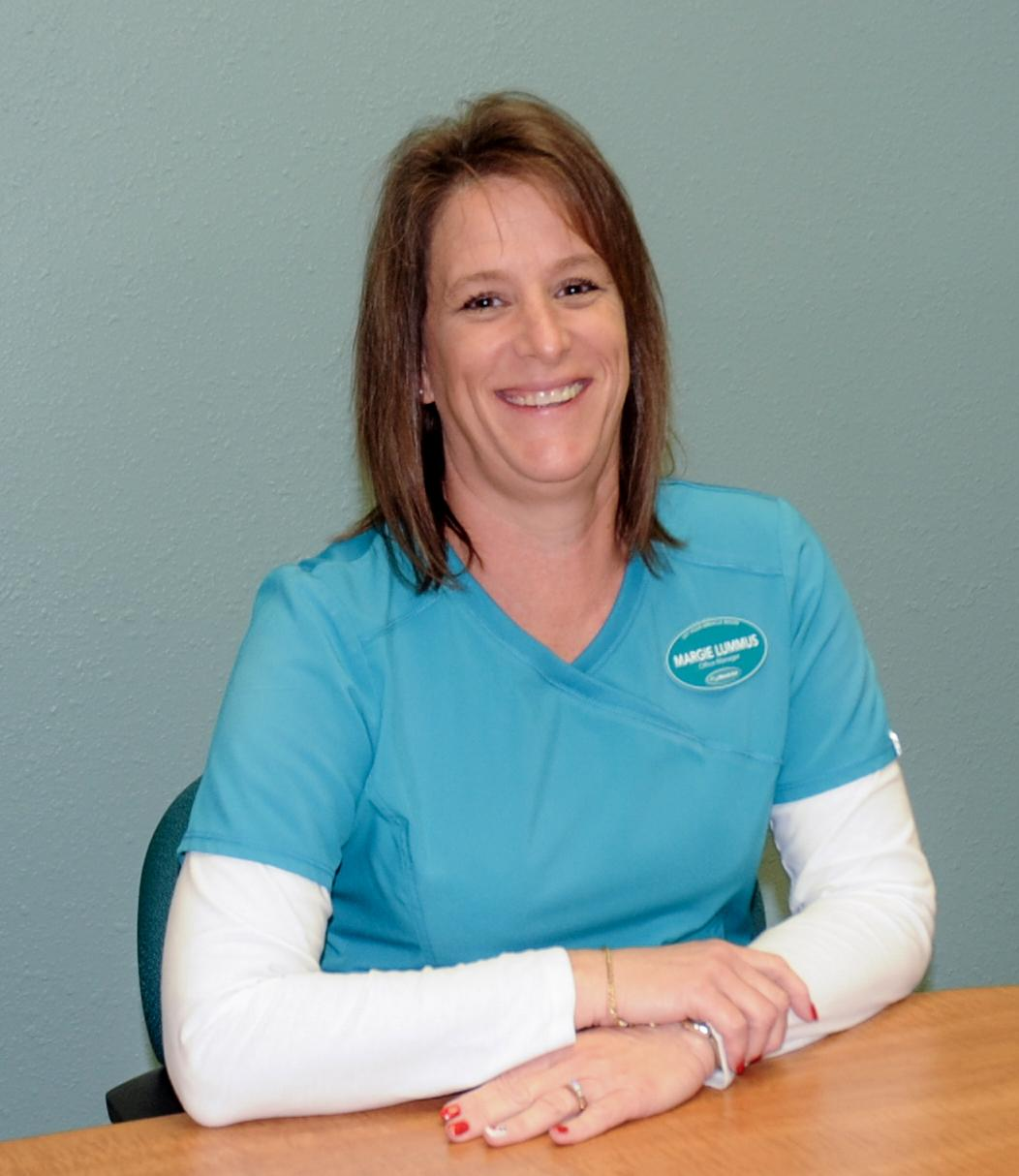 Profile Photo of Margie - Office Manager