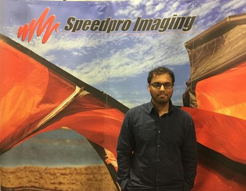 Samad  Ali  - Customer Service and Marketing Rep