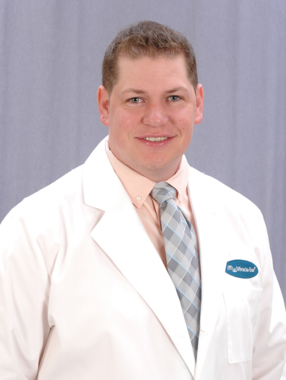 Profile Photo of James - Hearing Instrument Specialist
