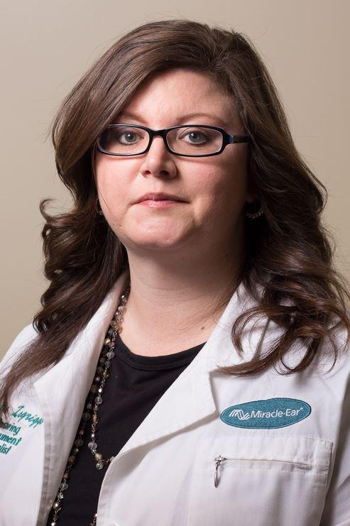 Profile Photo of Katie - Board Certified Hearing Instrument Specialist