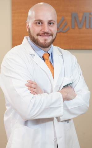 Profile Photo of Bradley  - Hearing Instrument Specialist