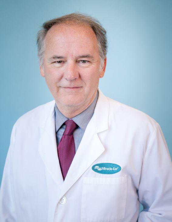 Profile Photo of Ron  - Hearing Instrument Specialist