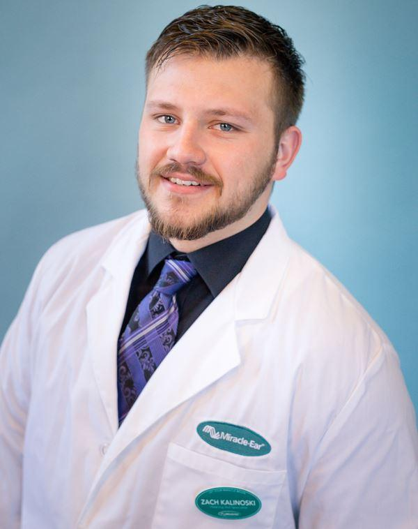 Profile Photo of Zachary - Hearing Instrument Specialist