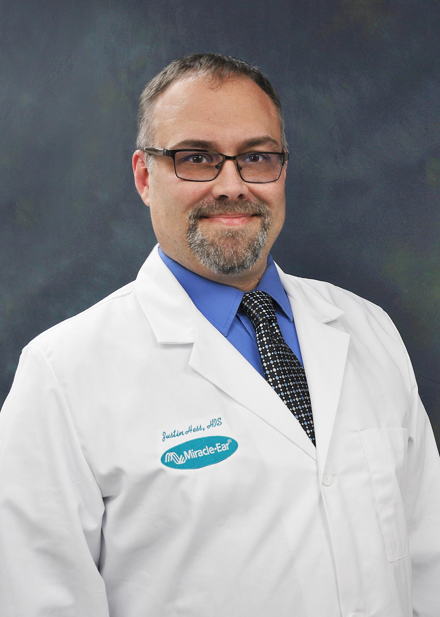 Profile Photo of Justin - Hearing Instrument Specialist